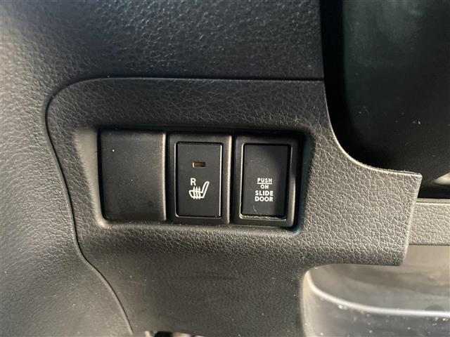 ベースグレード 純正ナビ/CD・DVD再生/Bluetooth/全方位カメラ/フルセグTV/ステアリングリモコン/片側パワースライドドア/純正フロアマット/シートヒーター/ETC(9枚目)