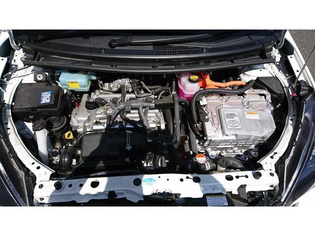トヨタ アクア G G's セーフティセンス 9インチナビ・カメラ・ETC