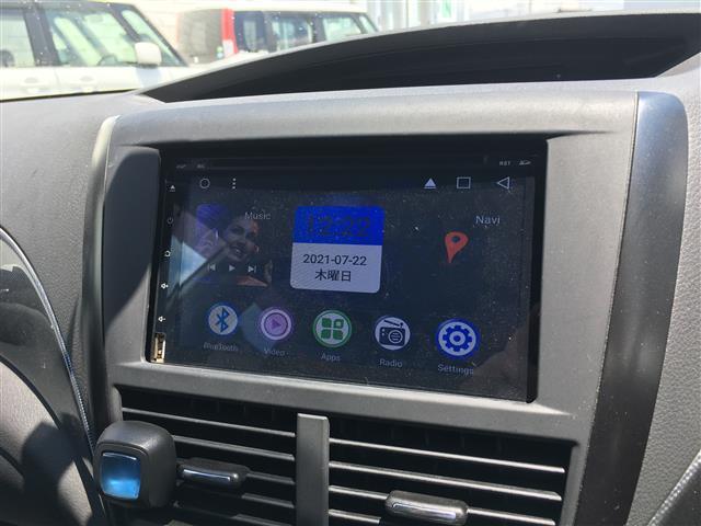 WRX STI Aライン 4WD Androidナビ  レザーシート 横滑防止(5枚目)