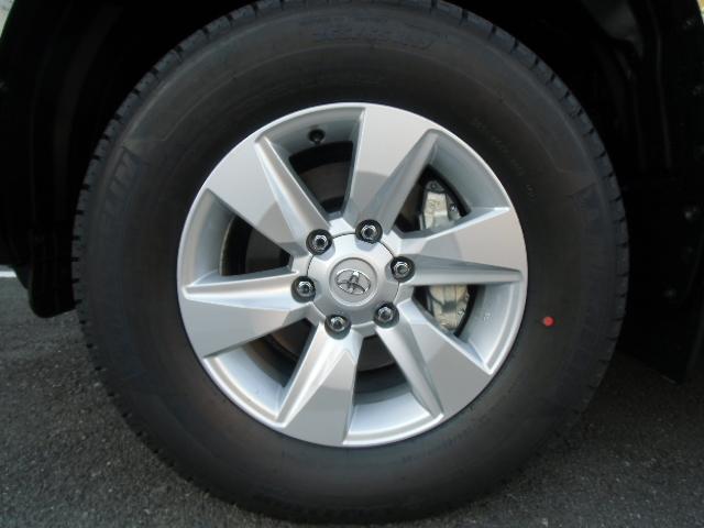 トヨタ ランドクルーザープラド TX ワイドナビ サンルーフ ルーフレール クリアランスソナ