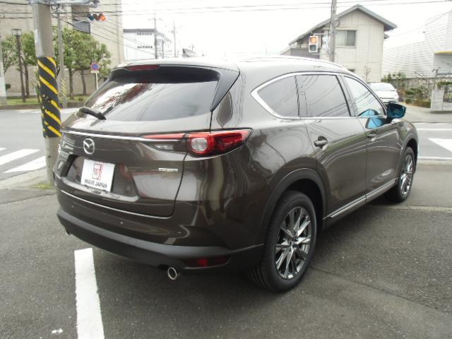 「マツダ」「CX-8」「SUV・クロカン」「神奈川県」の中古車2