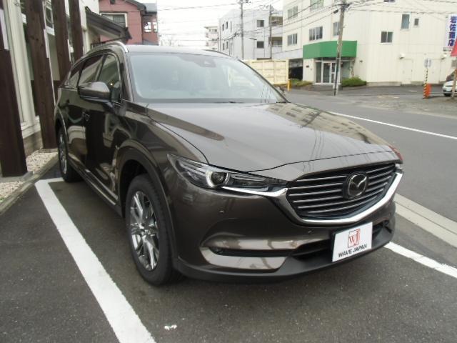 「マツダ」「CX-8」「SUV・クロカン」「神奈川県」の中古車9