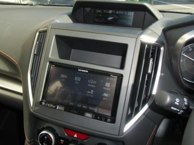 2.0e-Sアイサイトセイフティプラス運転&視界 ナビカメラ(4枚目)