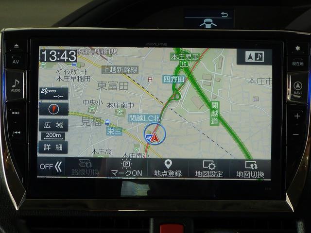 Si ワンオーナー 禁煙車 10インチナビ 後席用モニター ドライブレコーダー コーナーセンサー 両側電動スライドドア Bluetooth Audio  SDAudio(4枚目)