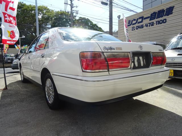 トヨタ クラウン ロイヤルエクストラリミテッド 禁煙車 ETC