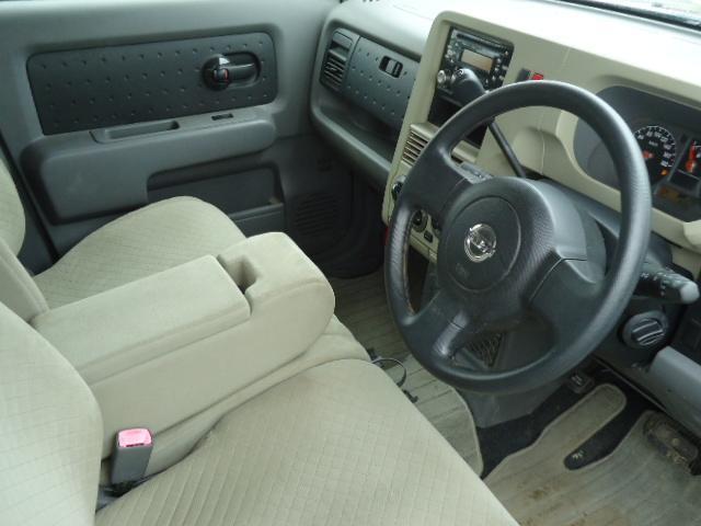 日産 キューブ SX 70th