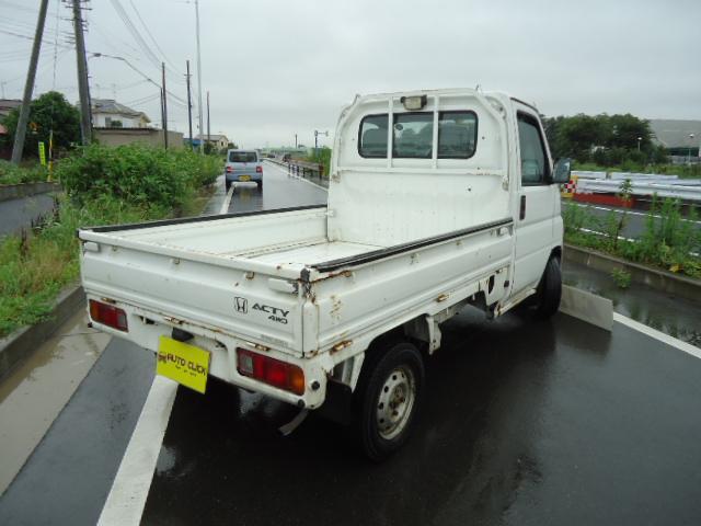 ホンダ アクティトラック SDXタイミングベルト済