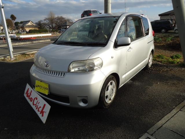 「トヨタ」「ポルテ」「ミニバン・ワンボックス」「埼玉県」の中古車11