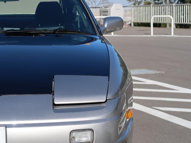 日産 180SX タイプS 全塗装済 5MT