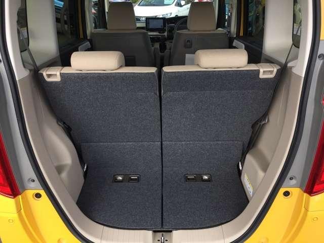 ホンダ N BOX G・EXホンダセンシング 試乗車 8インチナビ LEDライト