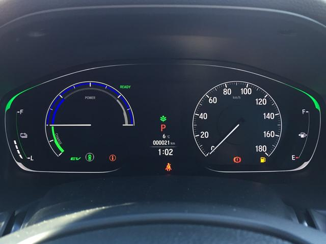 EX 展示車 運転支援付 サンルーフ 専用ナビ パーキングセンサー(12枚目)