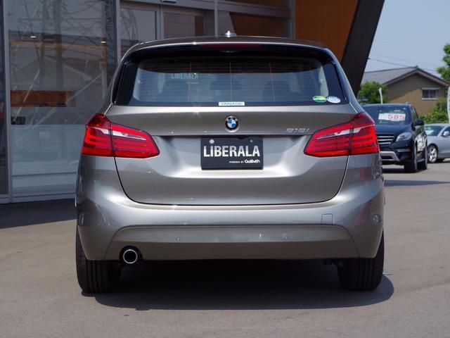 BMW BMW 218iアクティブツアラー コンフォートPKG バックカメラ