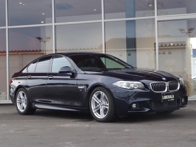 BMW BMW 523i Mスポーツ レザーシート ウッドパネル ETC