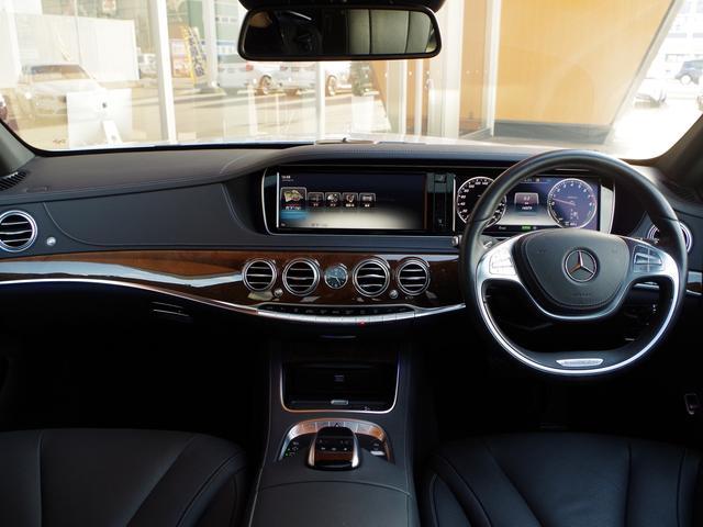 S400ハイブリッド 正規D車右ハンドルラグジュアリーPKG(12枚目)