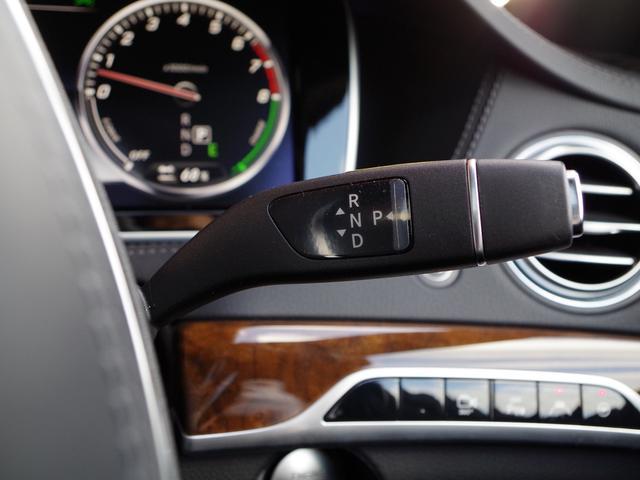 S400ハイブリッド 正規D車右ハンドルラグジュアリーPKG(18枚目)