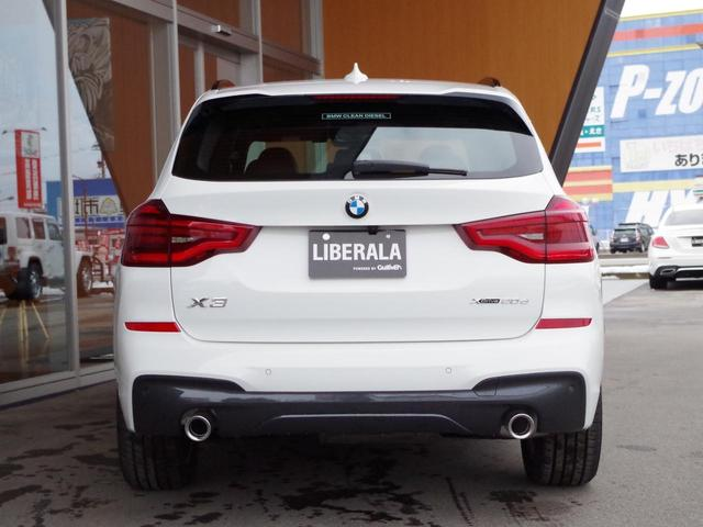 「BMW」「X3」「SUV・クロカン」「富山県」の中古車4