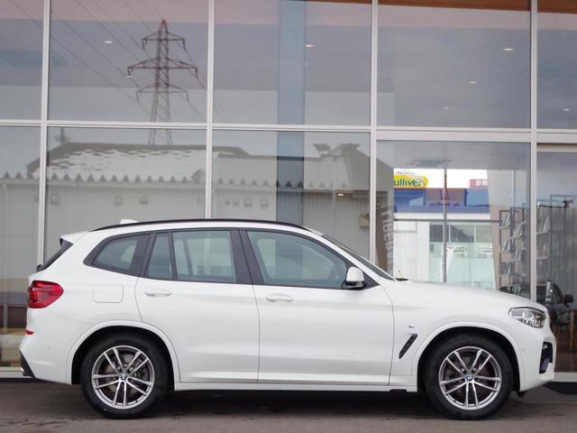 「BMW」「X3」「SUV・クロカン」「富山県」の中古車5