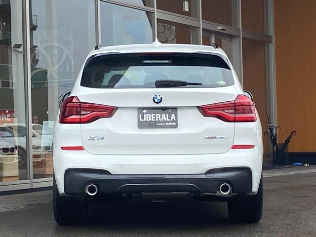 「BMW」「X3」「SUV・クロカン」「富山県」の中古車40
