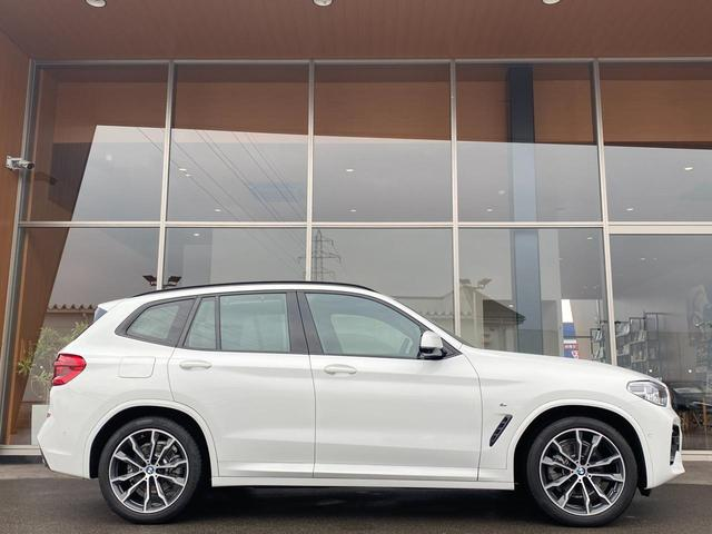 「BMW」「X3」「SUV・クロカン」「富山県」の中古車42