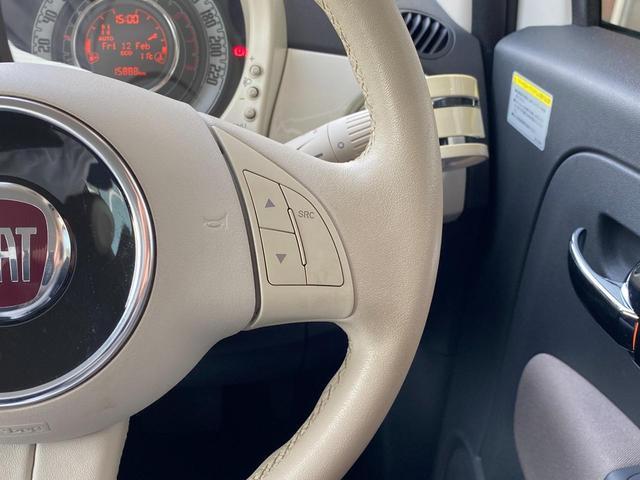 「フィアット」「500(チンクエチェント)」「コンパクトカー」「富山県」の中古車13