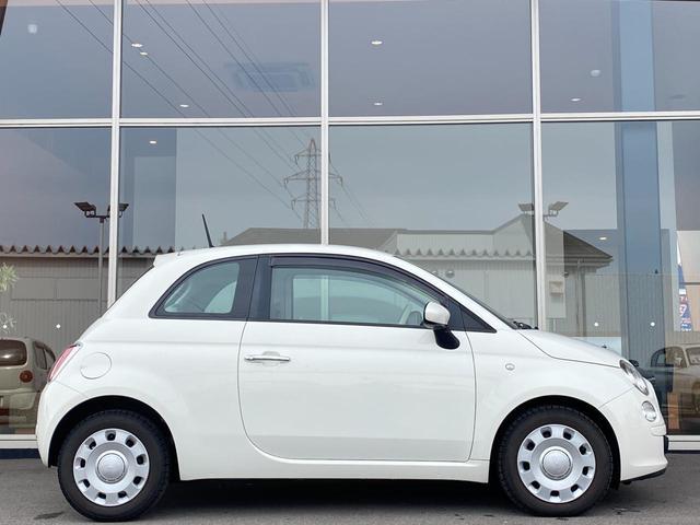 「フィアット」「500(チンクエチェント)」「コンパクトカー」「富山県」の中古車24
