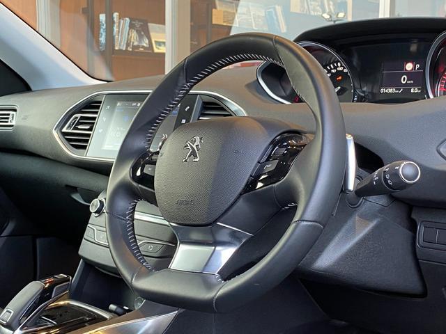 「プジョー」「308」「コンパクトカー」「富山県」の中古車7