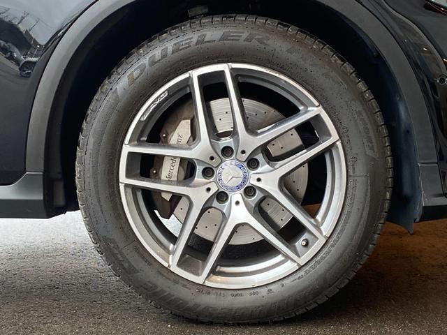 「メルセデスベンツ」「GLC」「SUV・クロカン」「富山県」の中古車39