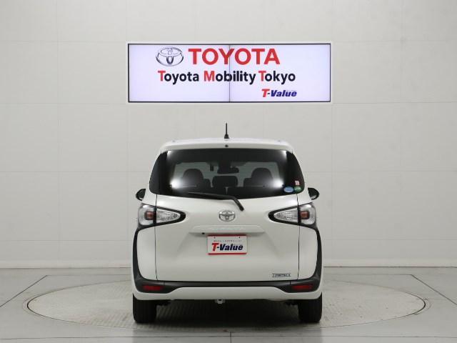 「トヨタ」「シエンタ」「ミニバン・ワンボックス」「東京都」の中古車5
