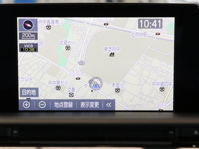 RS LEDヘッドライト 元試乗車 革シート フルセグTV ドラレコ ナビTV クルーズコントロール バックカメラ メモリーナビ ETC アルミ CD スマートキー パワーシート イモビライザー DVD(5枚目)