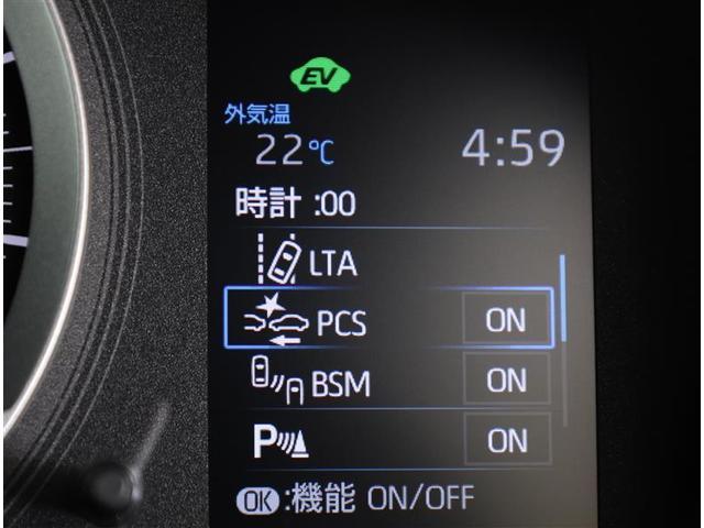 ハイブリッドG Bカメラ LED スマートキー ドラレコ ナビTV ETC メモリーナビ クルコン フルセグ アルミ CD 軽減ブレーキ 盗難防止システム 記録簿 DVD再生(14枚目)