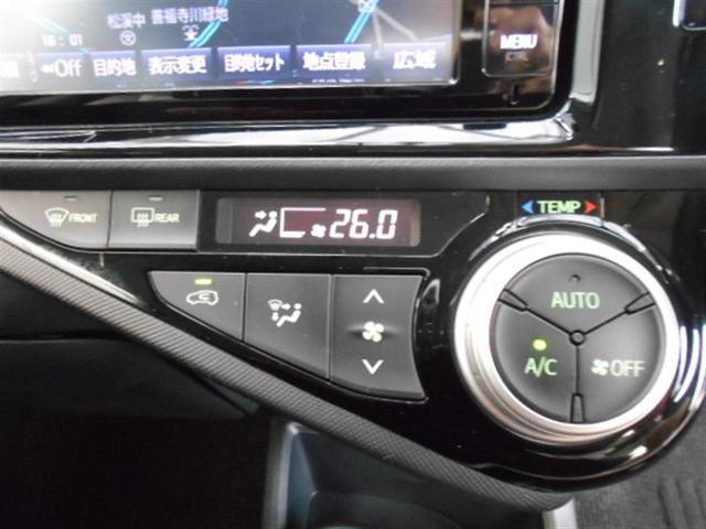トヨタ アクア S スマートエントリーP