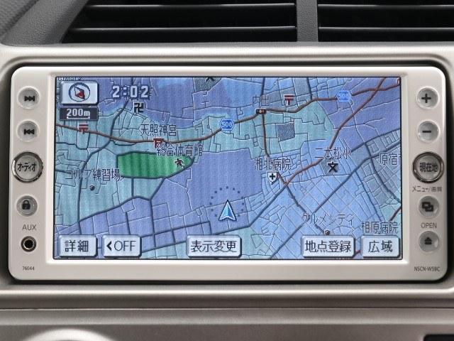 X SDナビ・ワンセグ・BKカメラ・ETC・リモコンキー(10枚目)