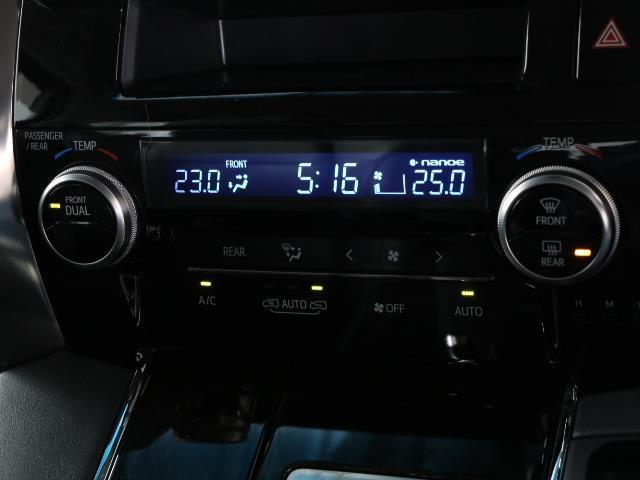 2.5Z Gエディション 両側パワースライドドア LED 4WD ETC フルセグTV バックカメラ メモリーナビ クルーズコントロール ドライブレコーダー ワンオーナー 後席ディスプレイ 本革シート アイドリングストップ(12枚目)