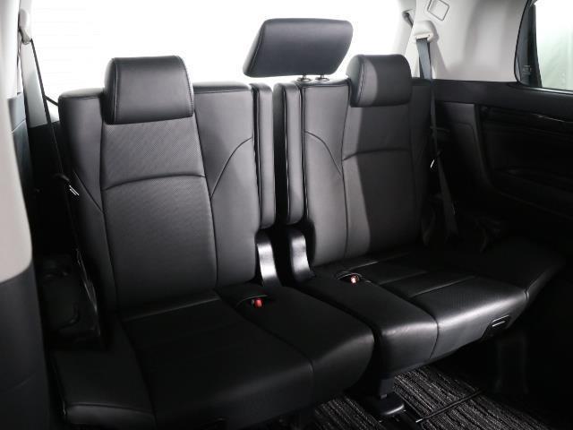 2.5Z Gエディション 両側パワースライドドア LED 4WD ETC フルセグTV バックカメラ メモリーナビ クルーズコントロール ドライブレコーダー ワンオーナー 後席ディスプレイ 本革シート アイドリングストップ(17枚目)