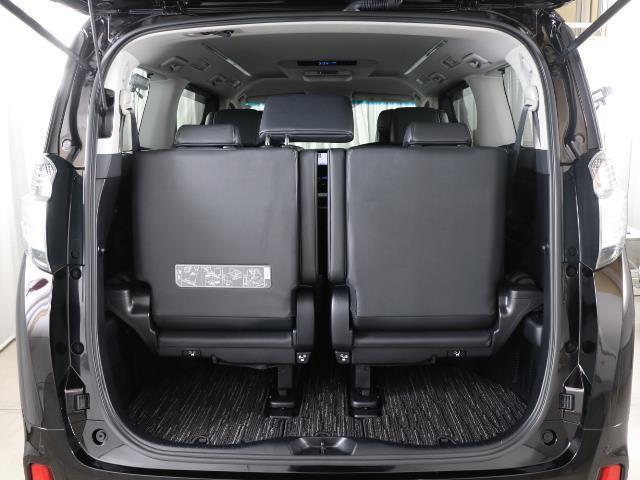 2.5Z Gエディション 両側パワースライドドア LED 4WD ETC フルセグTV バックカメラ メモリーナビ クルーズコントロール ドライブレコーダー ワンオーナー 後席ディスプレイ 本革シート アイドリングストップ(18枚目)
