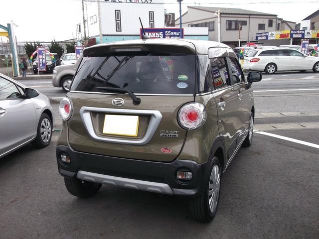「ダイハツ」「キャスト」「コンパクトカー」「千葉県」の中古車3