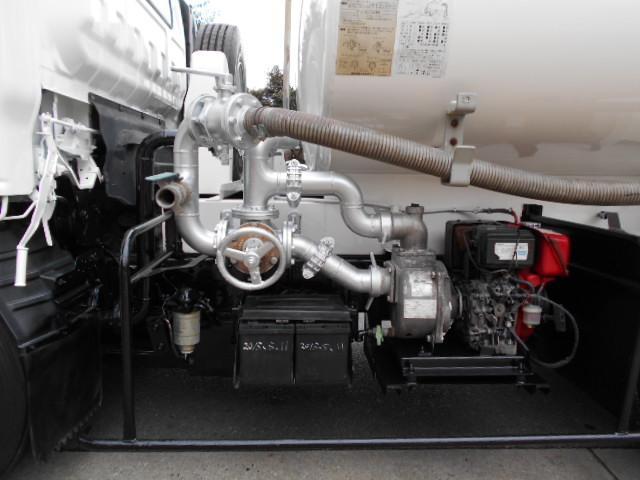 いすゞ いすゞ エルフ 4トン散水車 前後散水 サブエンジンタイプ