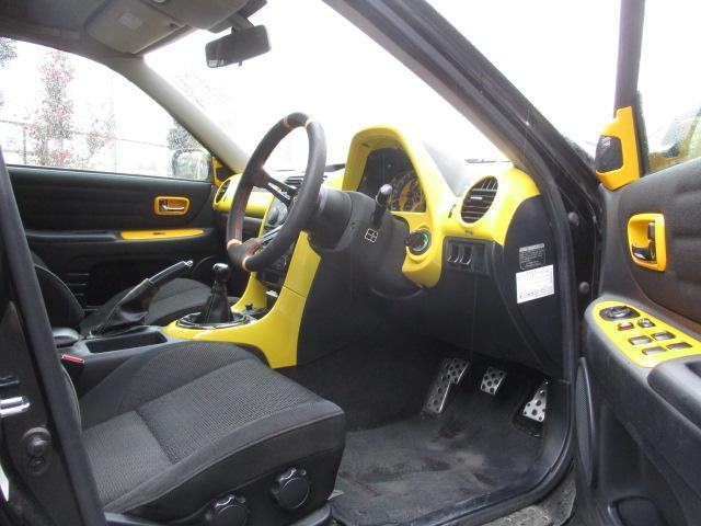 トヨタ アルテッツァ RS200 リミテッド