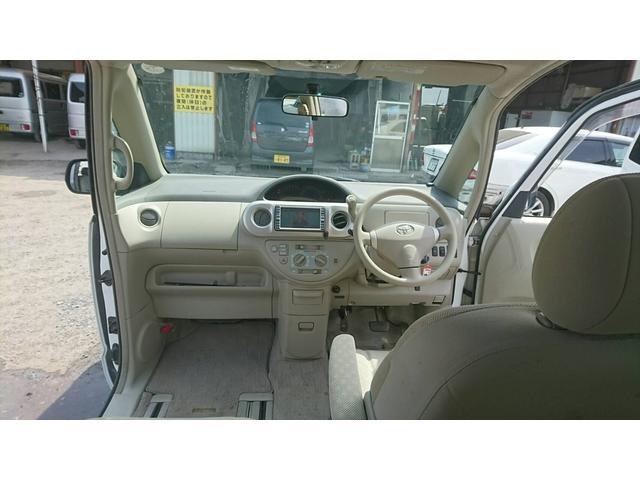 トヨタ ポルテ 130i HDDナビTV 左パワースライドドア