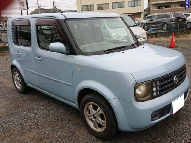 「日産」「キューブ」「ミニバン・ワンボックス」「埼玉県」の中古車6