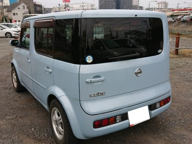 「日産」「キューブ」「ミニバン・ワンボックス」「埼玉県」の中古車9
