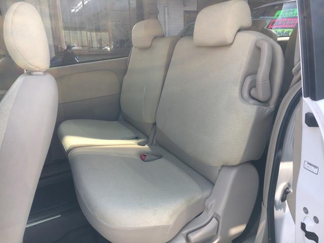 トヨタ シエンタ X 社外HDDナビ ETC エアロ キーレス 両側スライド