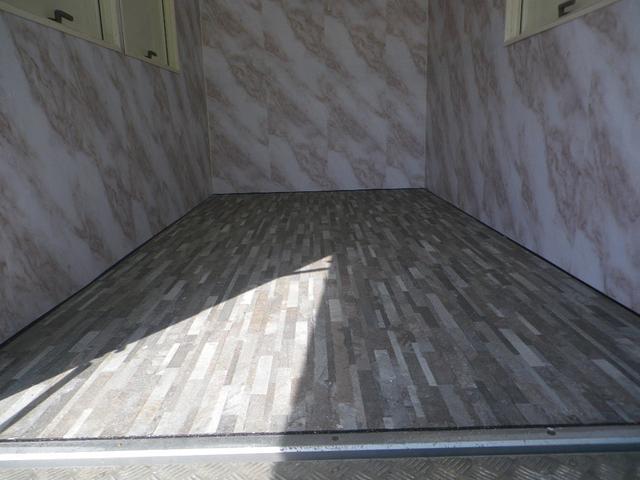 パネルバン 移動販売車 キッチンカー 左右開口部 換気扇照明(20枚目)