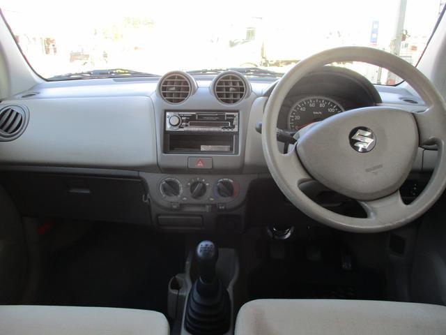 スズキ アルト Gスペシャル・5速マニュアル車 22000km