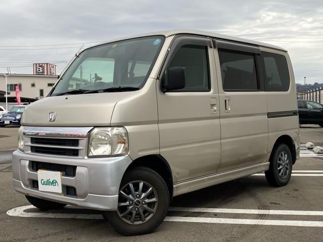 「ホンダ」「バモス」「コンパクトカー」「秋田県」の中古車10