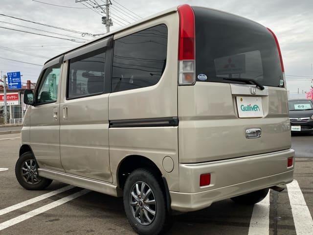 「ホンダ」「バモス」「コンパクトカー」「秋田県」の中古車11