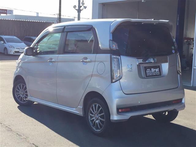 「ホンダ」「N-WGNカスタム」「コンパクトカー」「秋田県」の中古車2