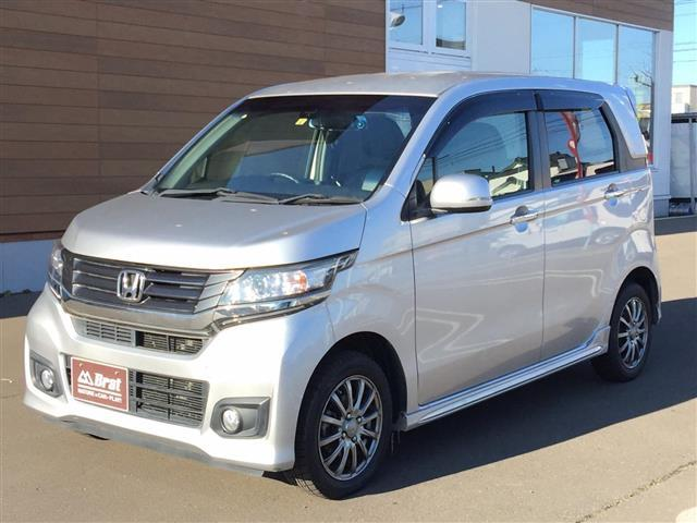 「ホンダ」「N-WGNカスタム」「コンパクトカー」「秋田県」の中古車5