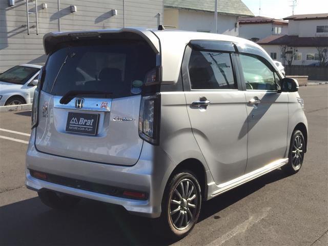 「ホンダ」「N-WGNカスタム」「コンパクトカー」「秋田県」の中古車6