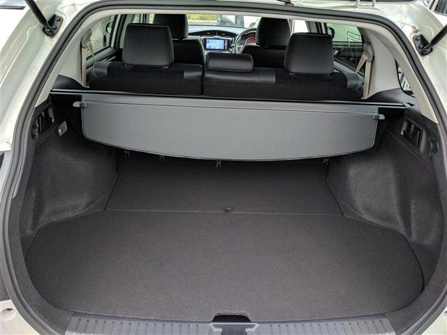 トヨタ カローラフィールダー 1.5G エアロツアラー W×B 純正ナビ  フルセグ BT
